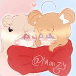I love you @teddy bear on G+