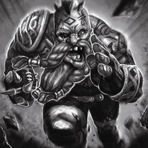 FantasyFlightGames:BloodBowl by boneless-chain