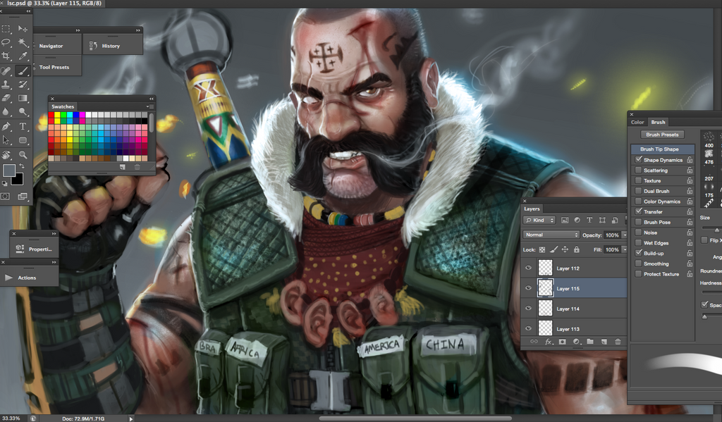 LMS_Father_wip by boneless-chain