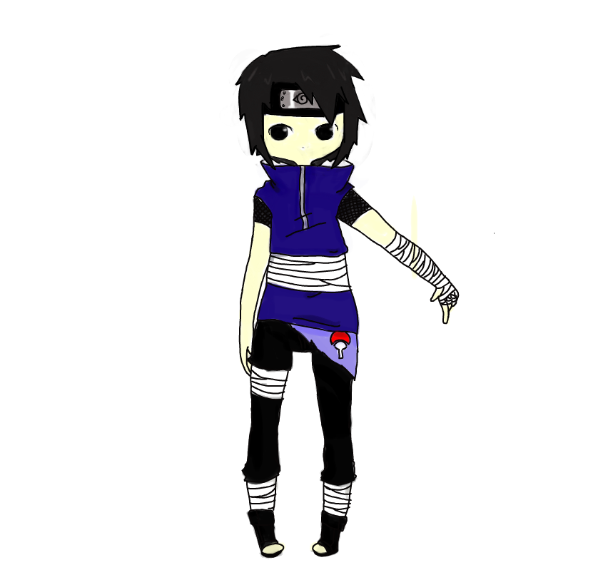 Uchiha (Naruto) Male Custom Adoptable Oc By Usagi-Misha On