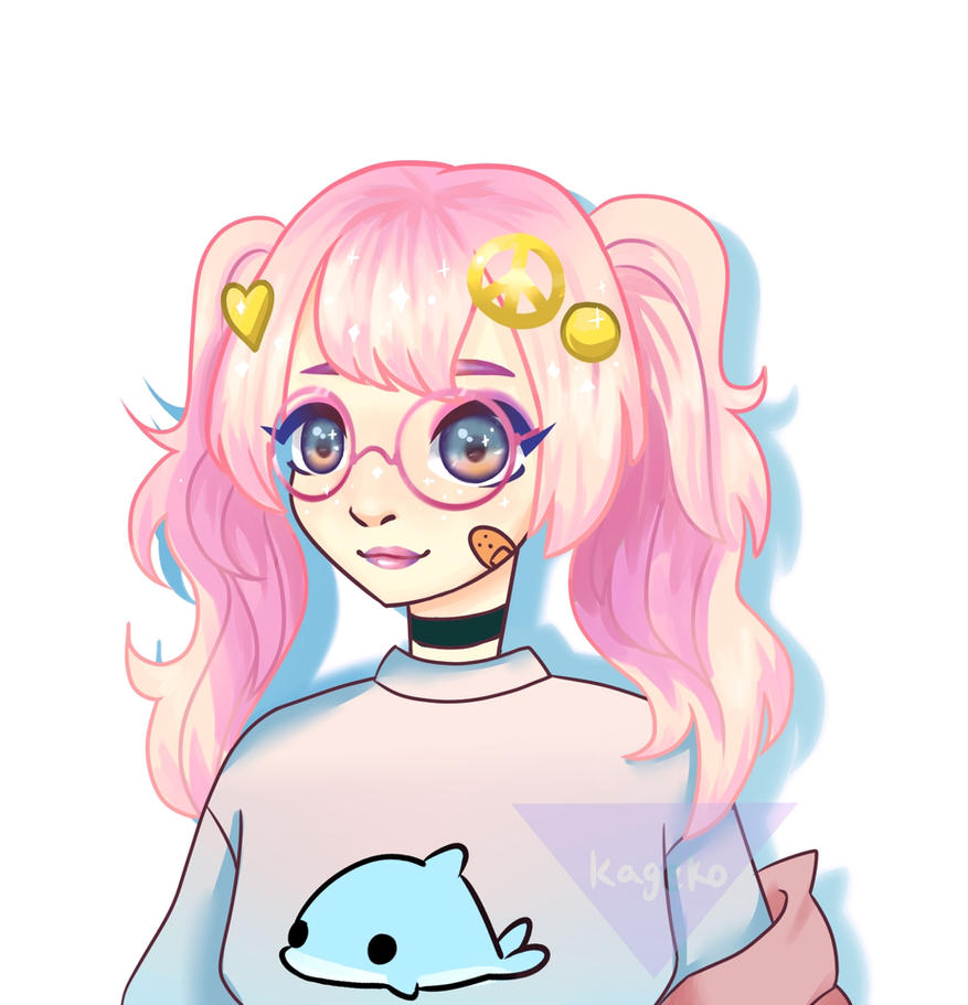 Aesthetic cute drawing Artsy Pastel Aesthetic Girl cuteq By Nolathehumo Deskgram Image Result For Aesthetic Girl Drawing
