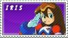 Iris Stamp by Sl9086