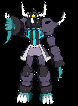 The obsidian judge: Metal Behemoth