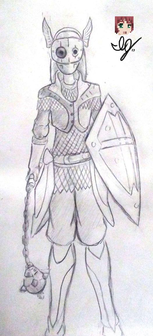 Female Sentinel