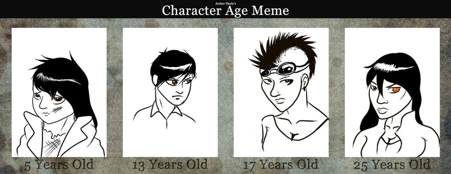 Anubis Age Meme by fenrirhound