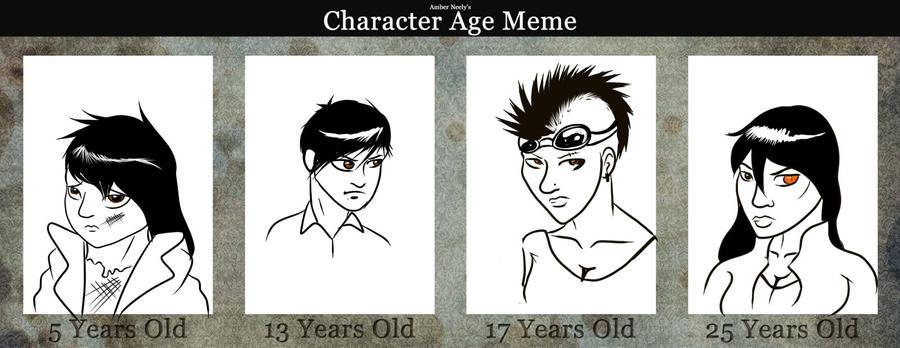 Anubis Age Meme by fenrirhound