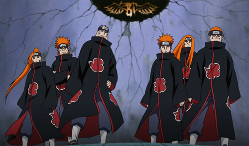 Nagato Six Paths Of Pain Vs Obito Six Paths The_Six_Paths_of_Pain_____by_bt_styles
