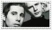 Simon and Garfunkel Stamp by CheeseTitans