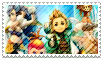FF: Crystal Chronicles Stamp by CheeseTitans