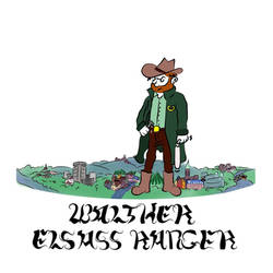 Couverture Walther Elsass Ranger