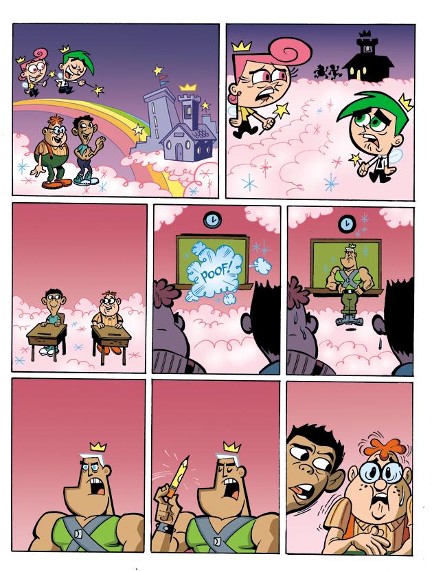 Jimmy Neutron Sheen Fairy2 By Edarnes On Deviantart