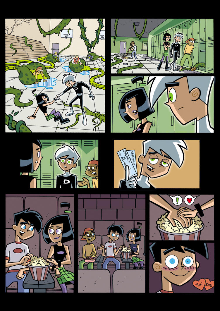 Danny Phantom.Seeing Red10 by EDarnes