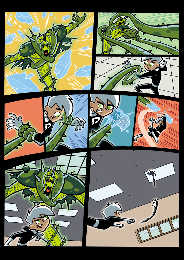 Danny Phantom.Seeing Red7 by EDarnes