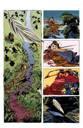 Heavy Feather Falls pg1 by EDarnes