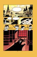Samurai Jack.05 by EDarnes