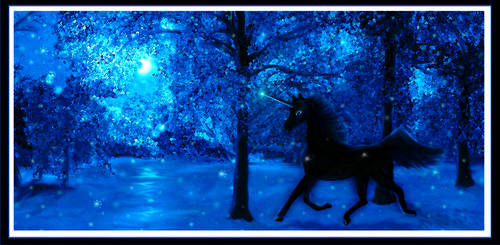 Blue Ice by mk-kayem