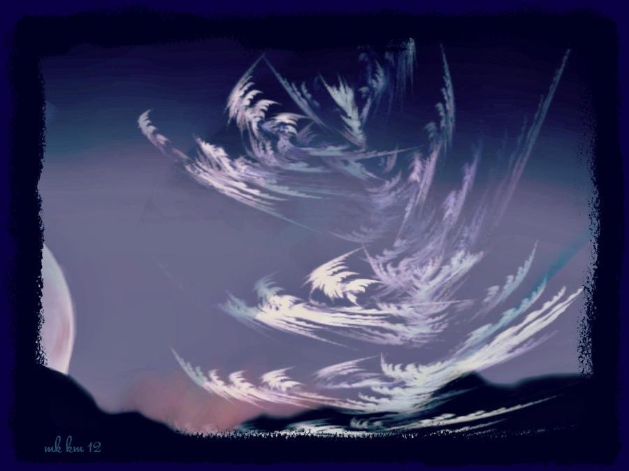 Night Cyclone by mk-kayem