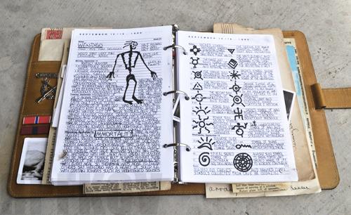 Дневник джона винчестера сделать