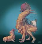 Colostrum Maggot