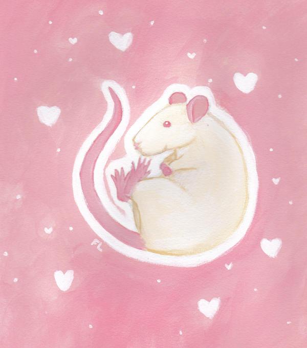 cute rat wallpaper art - photo #8