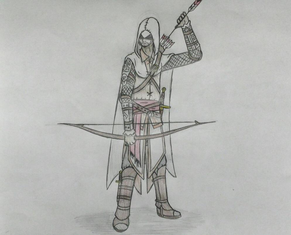 Medieval Assassin by ModernDaVinci on DeviantArt
