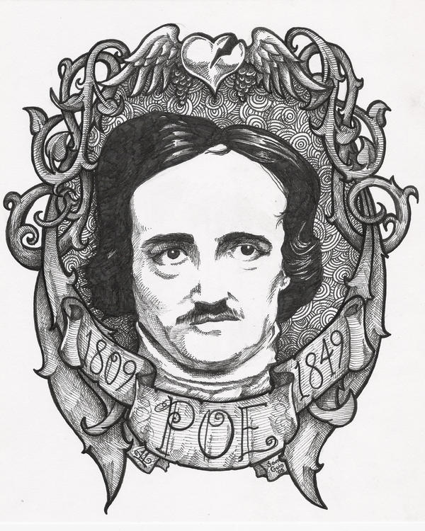 e.a. poe essays Poe was known to borrow from other sources (e a poe society, autobiography) and so, as shurr points out, it cannot be seen as a coincident that an english translation of a benjamin franklin short story, a joke originally written in french.