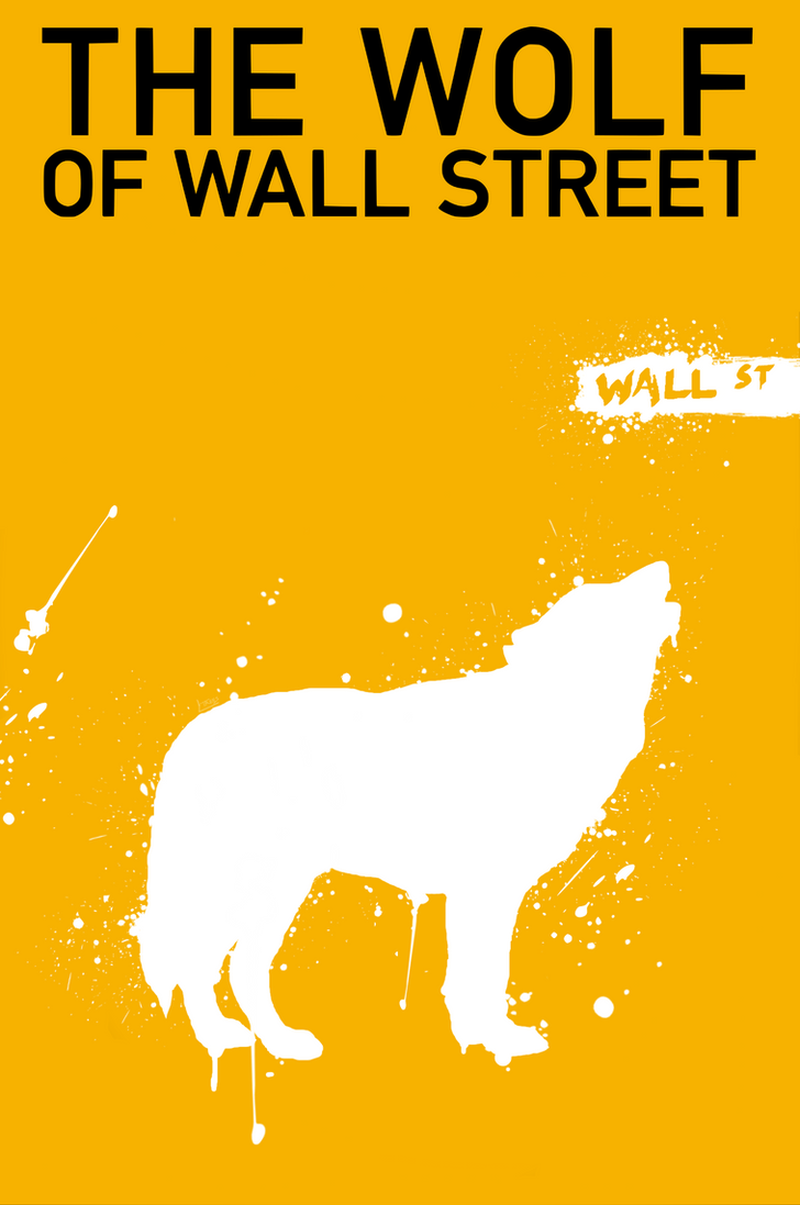 The Wolf of Wall Street (CLEAN) by LTRees on DeviantArt