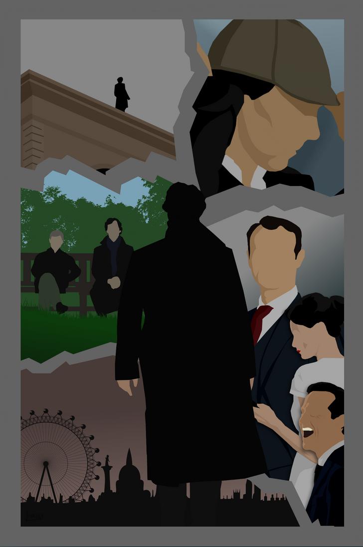 Sherlock BBC (CEAN) by LTRees