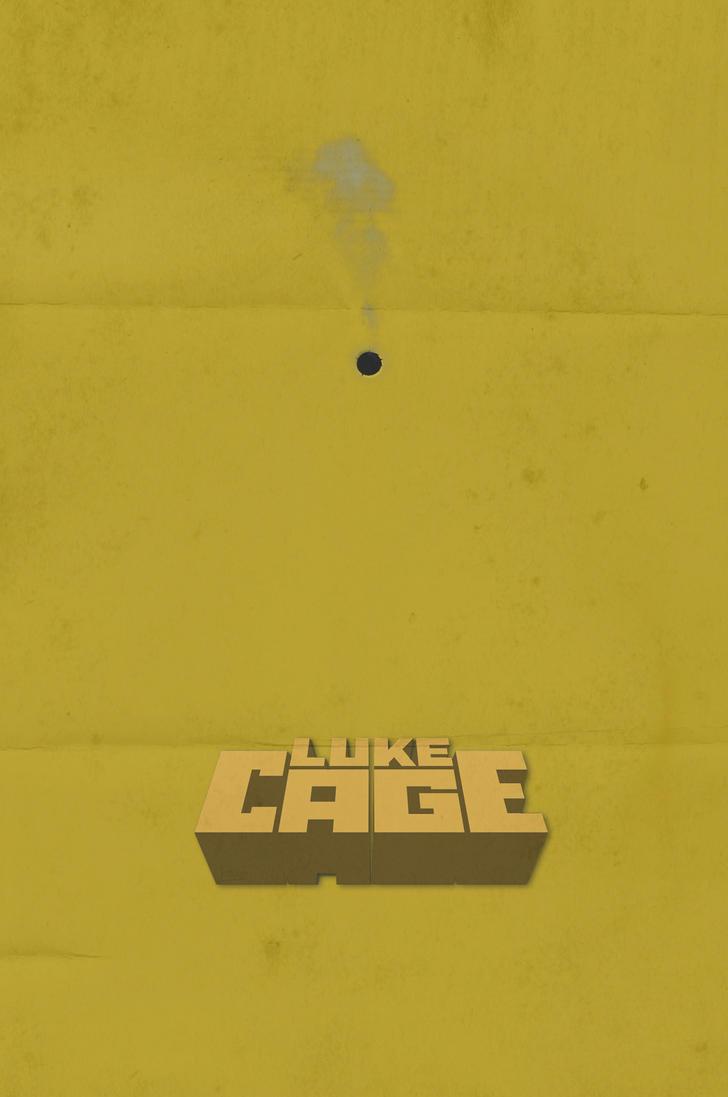 Luke Cage (Netflix) by LTRees