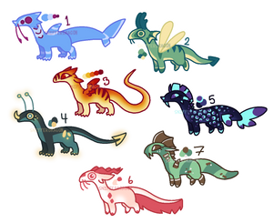 Dragon/Creature Adopts (7/7 open)