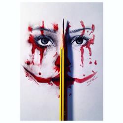 Trauma. [WIP] by toribotto