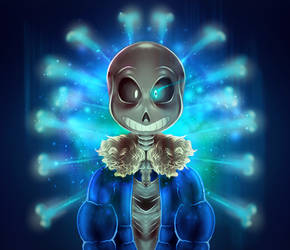Sans by VegasBerry123