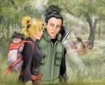 Nara clan forest