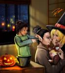 Konoha Halloween Party