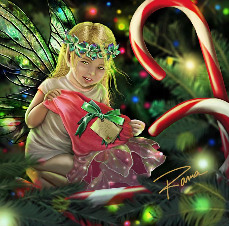 Sugar Fairy by RamaChan
