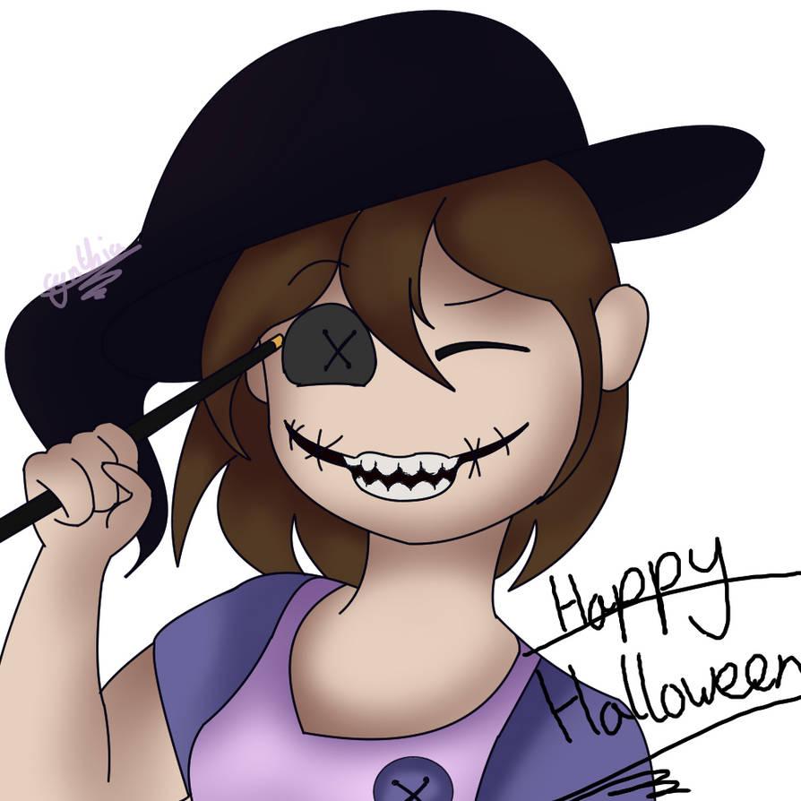happy Halloween dearies