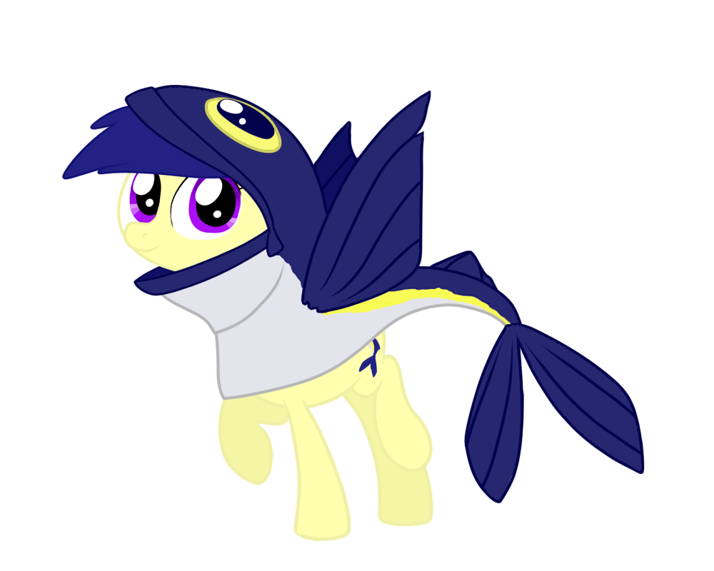 pony oc fly fish by envelyn on deviantart