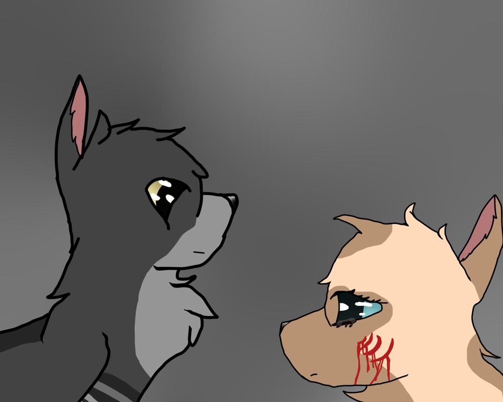 rYDIA AND DAD (Minor gore) by BlackBoneTheGreat