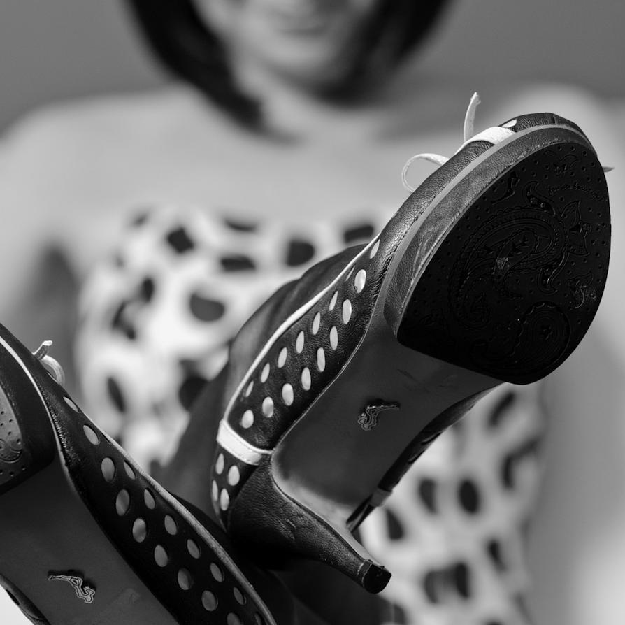 Polka dot love. by LittleBitLizbit