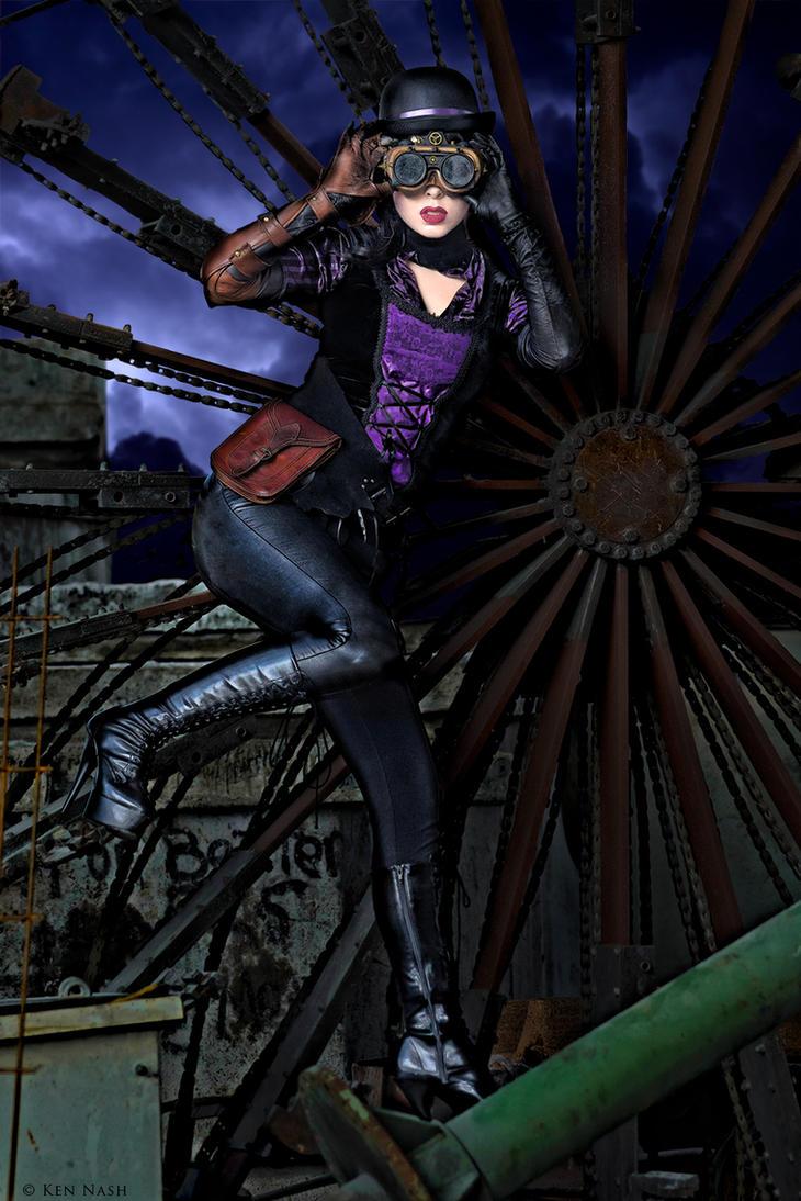 Lady Mechanika. by LittleBitLizbit
