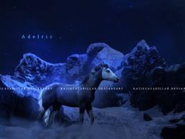 STARS ARE FALLING by katiecatapillar