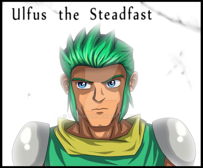Ulfus the Steadfast by tushantin