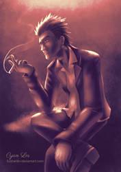Vod Ka - Character Concept by tushantin