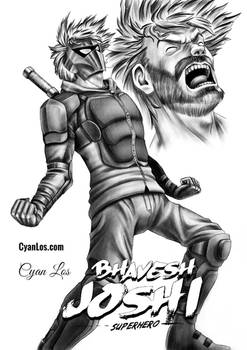 Bhavesh Joshi - Superhero sketch