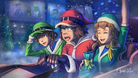 Santa Hashida's Christmas