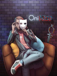 OniKize -- Illustration and Banner