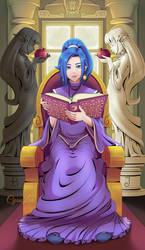 02 - High Priestess - Schala