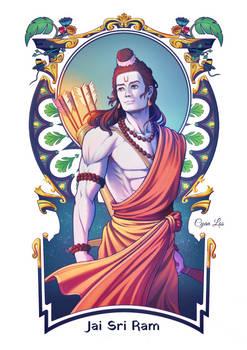 Lord Ram in Vanvas