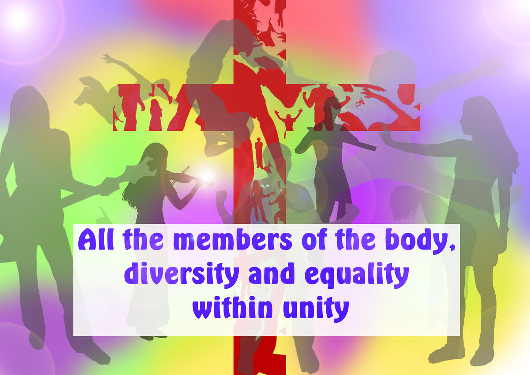Unity in diversity by Darthmiller on DeviantArt
