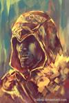 Ezio speedpaint